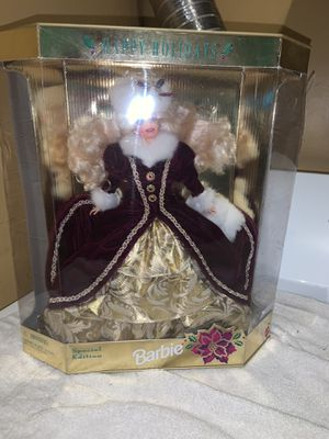 Barbie Happy Holidays Soecial edition for Sale in Annapolis Junction, MD