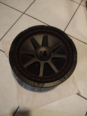 "New 12"" Kicker Comp Vr for Sale in Anaheim, CA"