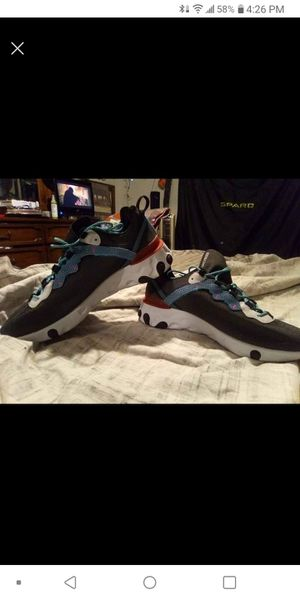 Mens nike react size 9.5 for Sale in Rossville, GA