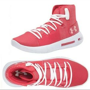 Under Armour Red Mid Havoc Size 12 for Sale in Miami, FL