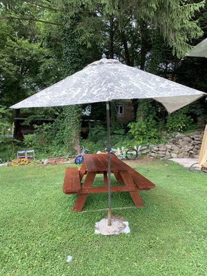FREE Patio Umbrella for Sale in Frackville, PA