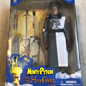 "Monty Python Sir Lancelot 12"" Figure New In Box for Sale in Harrisburg, PA"