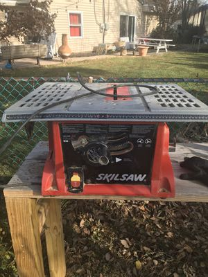 Skilsaw Table Saw for Sale in Levittown, PA