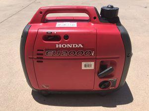 Honda eu2000i Generator for Sale in El Cajon, CA