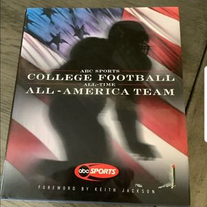 College Football hardcover book for Sale in Tucson, AZ