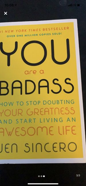 How to Stop Doubting Your Greatness book for Sale in Anchorage, AK
