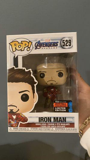 Iron man nycc funko pop for Sale in Dallas, TX