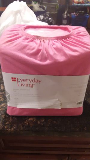 Brand New Jersey sheet set full for Sale in Vancouver, WA