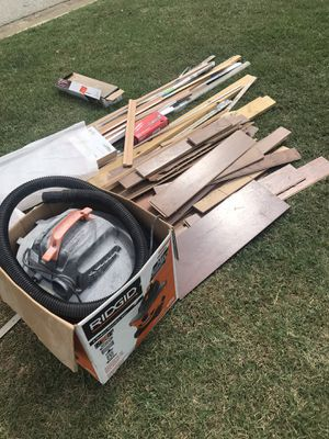 Lots of remaining construction materials for Sale in Irmo, SC