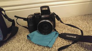 Fujifilm FinePix S Camera & Camera Bag for Sale in Tampa, FL