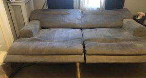 2 Recliner Sofas price is negotiable for Sale in Brooklyn, NY