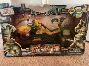 TMNT STUNT RIDER MICHELANGELO TMNT Teenage Mutant Ninja Turtes for Sale in Murfreesboro, TN