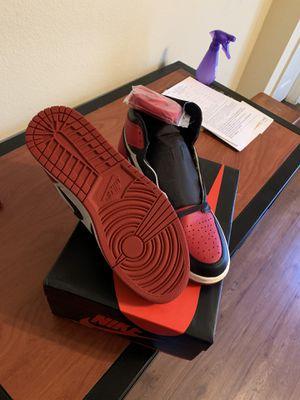 Jordan 1 red toe sz 10 for Sale in Hattiesburg, MS