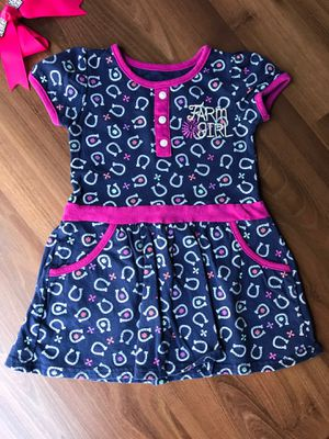 Farm Girl dress size 2t for Sale in Naples, FL