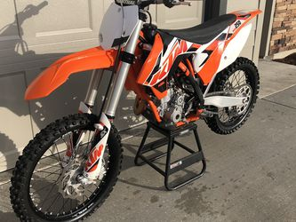 2015 KTM 250 SXF for Sale in Vancouver, WA