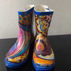 Brand New Rain Boots Girls Size 12 Y for Sale in Apopka,  FL