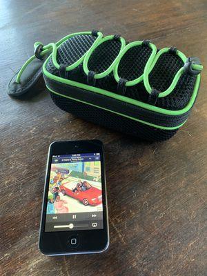 iPod Touch 4 (16 GB) + Speaker for Sale in Alamo, CA