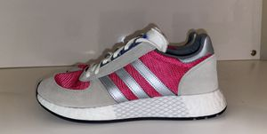 Adidas Originals Men's Marathon Tech Magenta/Grey/Silver Size 9 for Sale in Salt Lake City, UT