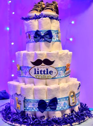 Diaper Cake for Sale in New Hill, NC
