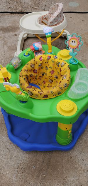 Baby excersaucer for Sale in Yucaipa, CA