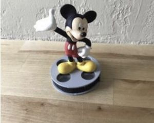 Disney Mickey Mouse figurine for Sale in Oakley, CA