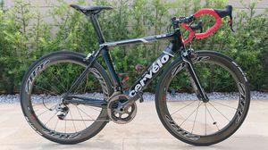 Cervelo S3 / Road Bike / with Zipp 404 Firecrest Carbon / Size 54 for Sale in Miami, FL