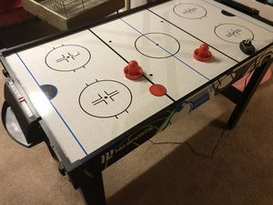 Child's air hockey table for Sale in Matawan, NJ