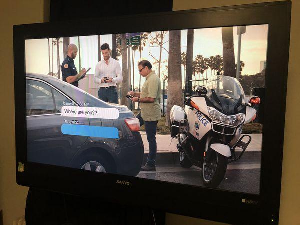 SANYO TV 42 inch. $50.