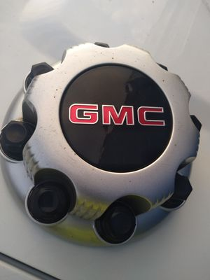 GMC Sierra 1500 HD 2500 3500 Savana 2500 3500 Van Yukon XL 2500 2003-2013 Center Cap for Sale in Woodbridge, VA
