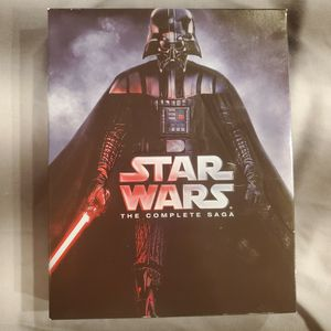 Star Wars The Complete Saga Movies for Sale in Bothell, WA