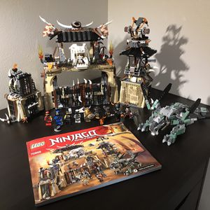 Lego Ninjago - Dragon Pit Set for Sale in Tigard, OR