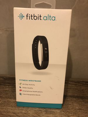 Fitbit Alta for Sale in San Francisco, CA