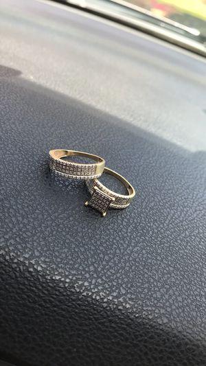Size 7 wedding rings for Sale in Denham Springs, LA