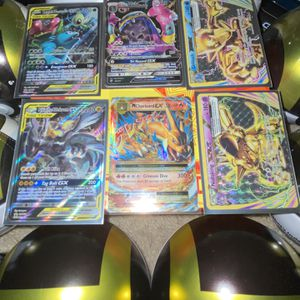 Base Set, Ex, Gx, V max, Xy Evolutions Pokémon Cards for Sale in Albuquerque, NM