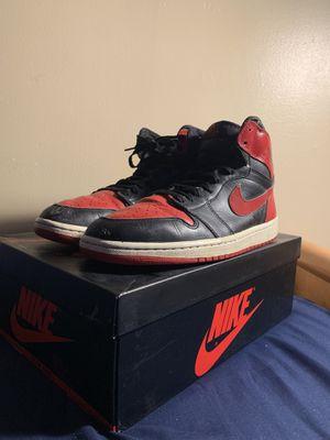 """Air Jordan Retro 1 """"Breds"""" 2001 for Sale in Pembroke Pines, FL"""
