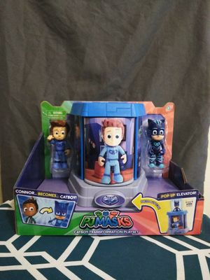 Pj mask transformation playset for Sale in Norwich, CT