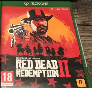 Red dead redemption 2 Xbox one for Sale in Burke, VA