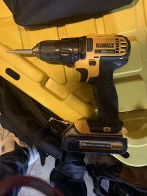 Dewalt Power Drill for Sale in Chelsea, MA