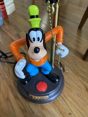 Vintage Goofy Lamp for Sale in Mission Viejo, CA