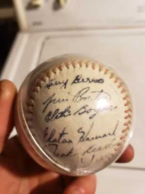 Autographed 1961 Yankee World Series Team for Sale in Mitchell, SD