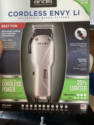 Andis Cordless Envy Li for Sale in West Columbia, SC
