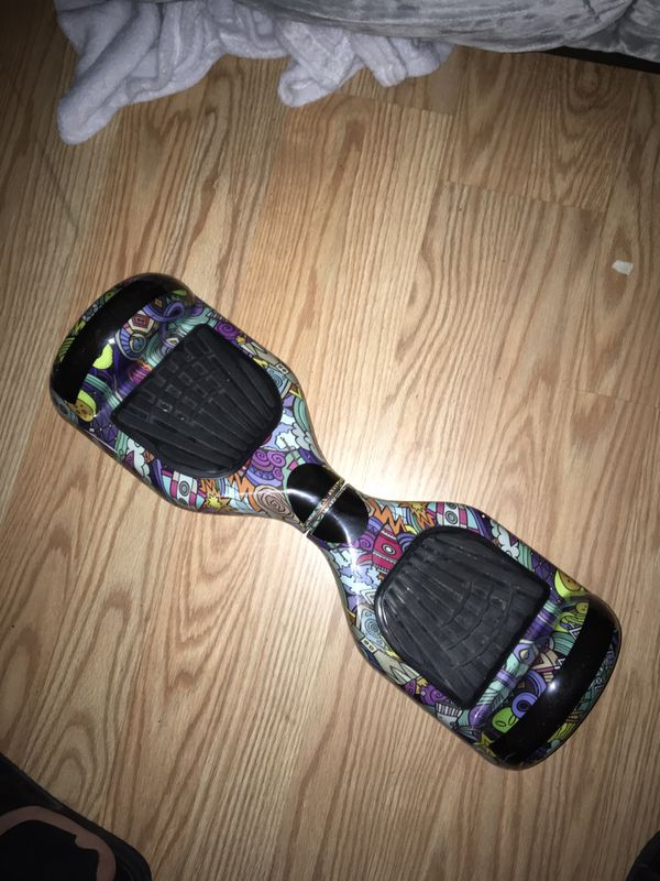 Hover board with Bluetooth and lights