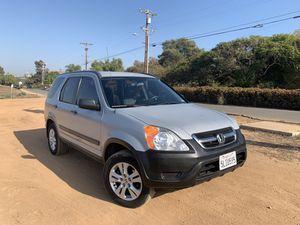 2002 Honda CRV 162000 Miles for Sale in Oceanside, CA