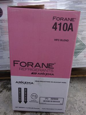 REFRIGERANT 410a FREON 410a R410a for Sale in Los Angeles, CA