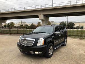 2007 Cadillac Escalade Asking 8900 OBO for Sale in Dallas, TX