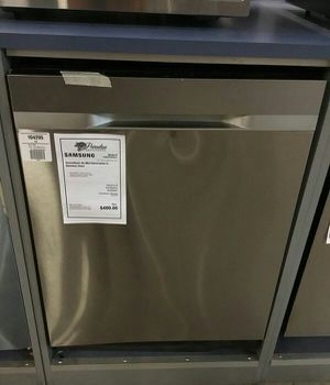 NEW Samsung Stainless Dishwasher w/ Third Level Rack 😍 for Sale in Gilbert, AZ