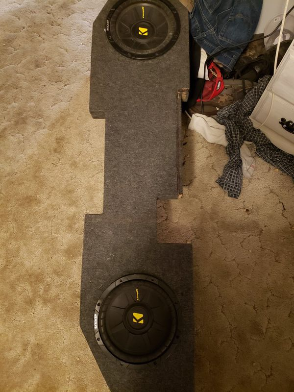 Air Compressors,subs...10 and 12 inch, sub boxes
