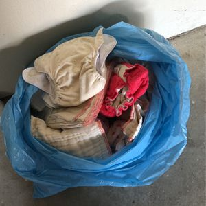 Cloth Diapers for Sale in Clovis, CA