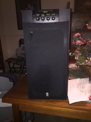 Subwoofer system for surround sound for Sale in Annapolis, MD
