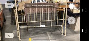 Rod iron bed frame for Sale in Olney, MD